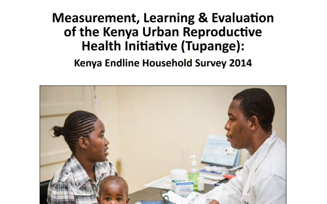 Kenya MLE Endline Household Survey Report