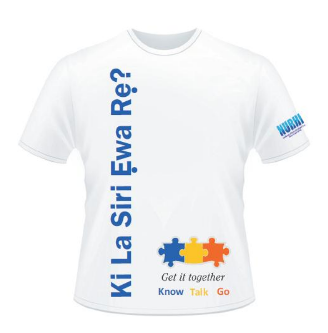 Branded T-shirts and other Promotional Materials
