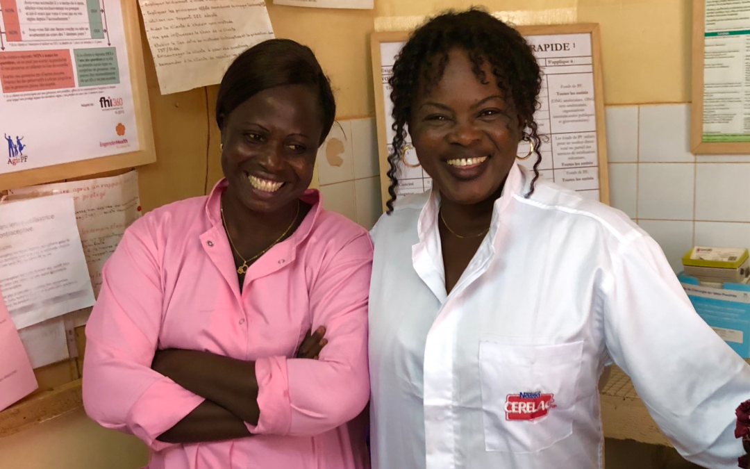 Universal Referrals in Francophone West Africa Expected to Increase Demand for Modern Contraception